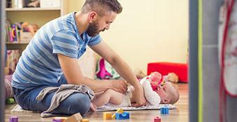 Pelenkázás: 7 szabály, amit minden szülőnek tudnia kell