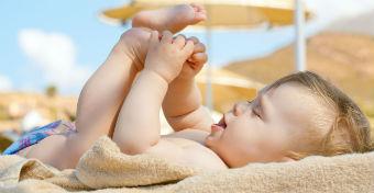 Így kerülheted el, hogy túlhevüljön a baba