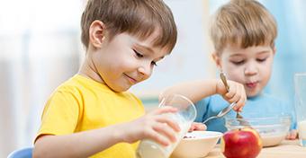 Így lehet jobb étvágyú a gyerek