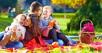 Boldog gyermekkori emlékek, egészségesebb élet?