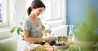 Így lehet segíteni megfelelő táplálkozással a fogantatást
