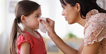 Parlagfű allergia: ez a furcsa tünet is figyelmeztető jel lehet