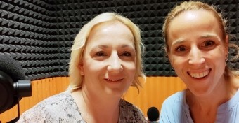 Anyapercek podcast: Szoptatási nehézségek - Bocskainé Ircivel beszélgettünk