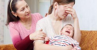 20 kérdés, amitől falra mászol szülés után