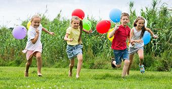 A fizikailag aktív gyerekek ritkábban depressziósak