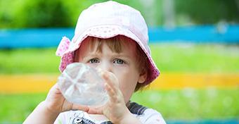 A kiszáradás jelei kisgyerekeknél