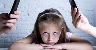 Figyelemzavaros lehet a gyerek a mobilozásodtól