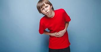 A Crohn-betegek 15-20 százaléka gyerek