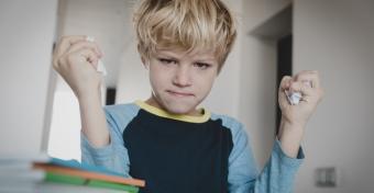 Hogy segíthetünk leküzdeni a stresszt a kisgyereknek?