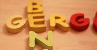 Színes betűkkel álmodom... - gyerekszoba dekorációs tipp