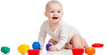 Így fejleszd a kisbabád agyát