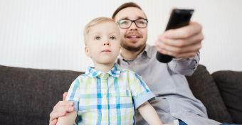 Mit nézhet a tévében a gyerek?