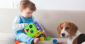 4 szuper fejlesztő játékötlet 6-12 hónapos babáknak