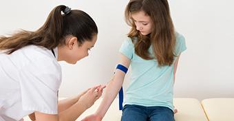 Hogy készítsük fel a gyereket a vérvételre?