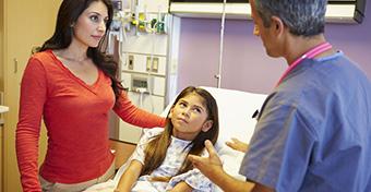 A lázmérőt is a család vitte be a kórházba - A kórház cáfol