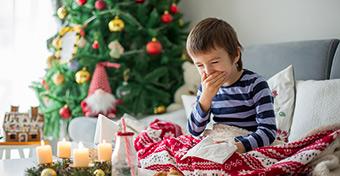 Karácsonyi allergiák: ezekkel vigyázz