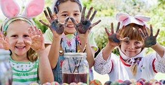 Húsvéti családi és gyerekprogram-ajánló