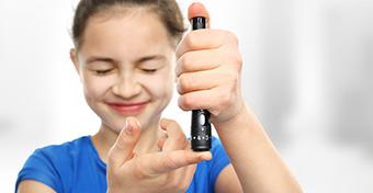 A szülők rémálma: gyermekkori cukorbetegség
