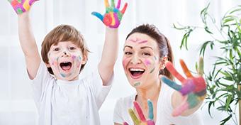 A házimunka és a gyereknevelés megszállottja vagy? Változtass!