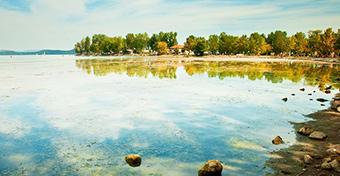 Kiváló a vízminőség a hazai szabadvízi fürdőhelyeken