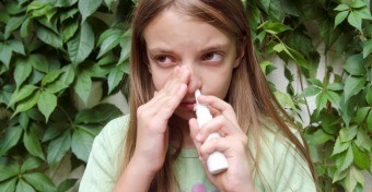 Más orrspray kell allergia, és más nátha esetén
