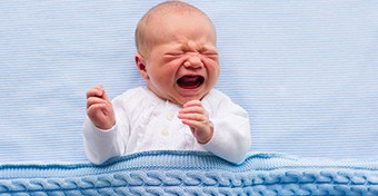 Sokat fáj a kisbabám hasa - mi segíthet?