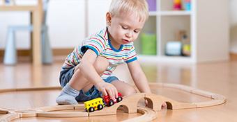 Genetikai okokból rajonganak a fiúk a vonatokért