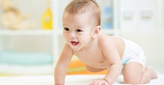 Pelenkázási útmutató izgő-mozgó babákhoz