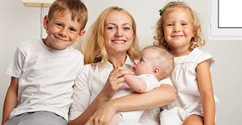 Nem fizetnének adót a háromgyerekes anyák