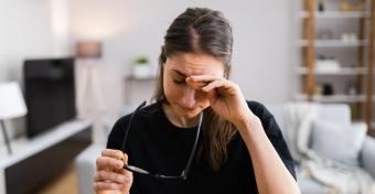 Ne ijedj meg, ha a terhesség alatt romlik a látásod