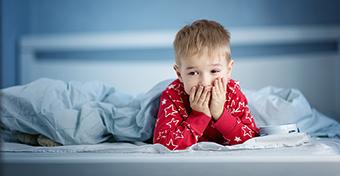 Megháromszorozódott az alvászavaros gyerekek száma a járvány alatt
