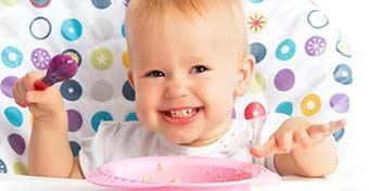 Étvágytalan a gyerek? Pár tipp, ami segíthet