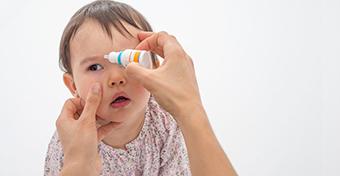 A kötőhártya-gyulladás tünetei és kezelése gyermekkorban