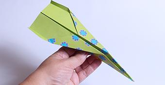 Papírrepülő, az örök játék