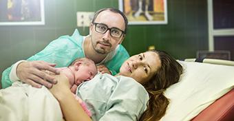 Apás szülés-pro és kontra