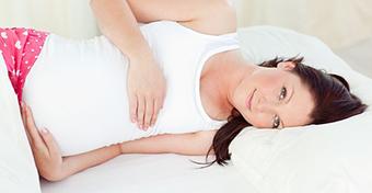 Van, aki allergiás a terhességre