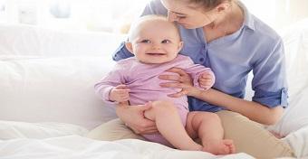 Sebkezelés, regenerálódás szülés után
