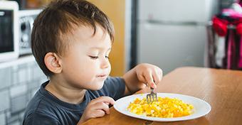 9 étel, ami segítheti a gyermek agyi fejlődését
