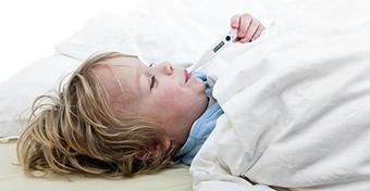 Kéz-láb-száj-betegség gyerekeknél