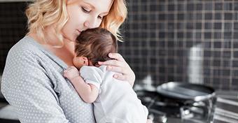 10 ijesztő helyzet a babával