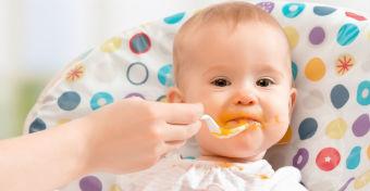 Főzelékek - Így készítsd el a babának!