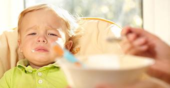 Miért étvágytalan a gyermek?