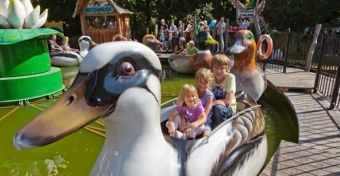 Móka és kaland a Fertő-tavi Familyparkban!