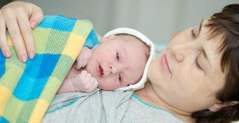 Gyermekágyi folyás - mire figyelj szülés után?