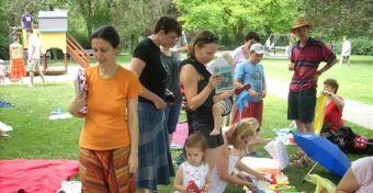 A tizedik lépés a sikeres szoptatás felé vezető úton