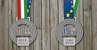 """Európa-nap: """"15 év - 15 km"""", programok az egész családnak"""