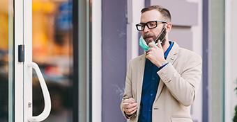 Járvány: a dohányosok nagyobb veszélyben vannak