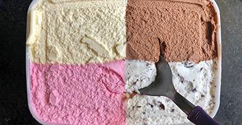 Jégkrémeket hívott vissza a Spar