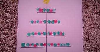 Karácsonyi díszek, amiket a gyerekkel is bátran elkészíthetsz