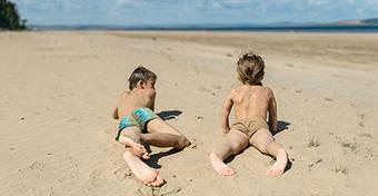 Aki ekcémás, így induljon strandolni